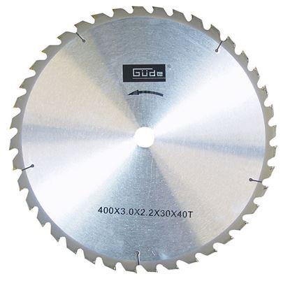 Obrázok pre výrobcu GÜDE 1837 Pílový kotúč 450 mm HM ku kolískovej píle GWS 450 ECO