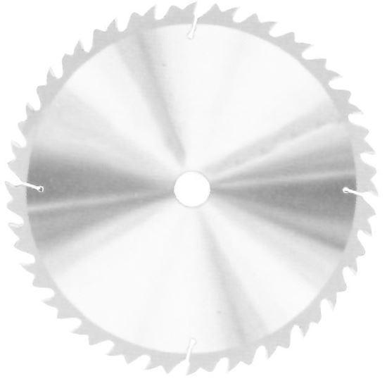 Obrázok GÜDE Náhradný pílový kotúč pre cirkulár GWS 600 EC, materiál HM 01858