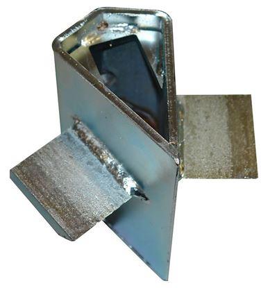 Obrázok pre výrobcu Krížový štiepací klin k štiepačke DHH 1100/13 T (1976, 1977) Güde 1980