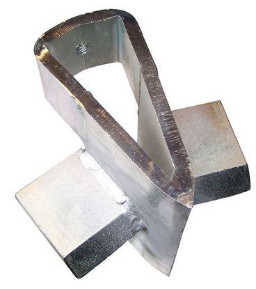 Obrázok pre výrobcu Krížový štiepací klin k štiepačke DHH 750/10 (1984, 1987, 1988)  Güde 1986