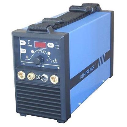 Obrázok pre výrobcu Kühtreiber KITin 1500 HF Invertorová zváračka MMA/TIG