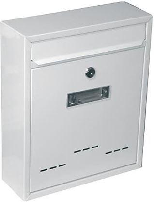 Obrázok pre výrobcu Poštová schránka Radim malá 260 x 310 x 90 mm