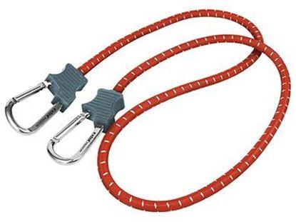 Obrázok pre výrobcu Extol upínacie gumy s karabínami 10 mm x 120 cm