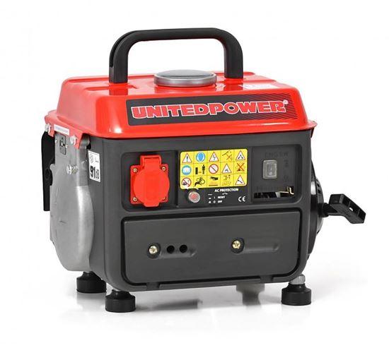 Obrázok Elektrocentrála benzínová HECHT GG 950 DC