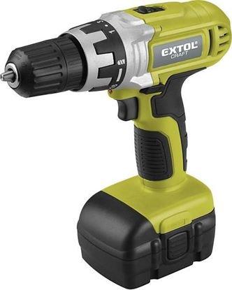 Obrázok pre výrobcu Extol Craft 402315 Aku. skrutkovač 14,4 V/1,3 Ah