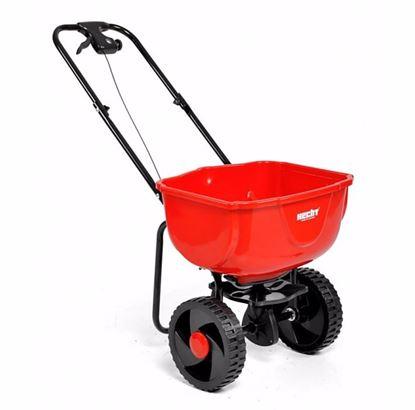 Obrázok pre výrobcu Ručný rozmetač hnojiva, osiva alebo soli HECHT 270