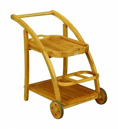 Obrázok pre výrobcu Servírovací stolík HECHT S TROLLEY