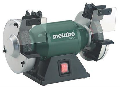 Obrázok pre výrobcu Metabo DS 125 Dvojkotúčová brúska 619125000