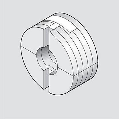 Obrázok pre výrobcu Kovanie na nastavovanie čela Blum 295.1000