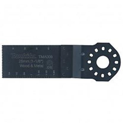 Obrázok pre výrobcu Makita rezný nástroj 28x50mm Bi-Metal na drevo B-21353