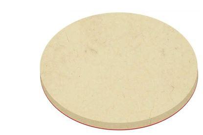 Obrázok pre výrobcu Leštiaci kotúč MAGG filcový 125 x 6 mm BL 9330125