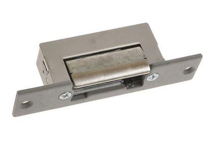 Obrázok pre výrobcu Elektromagnetický zámok s vypínačom a plochým háčikom LOB RE54NDF-B