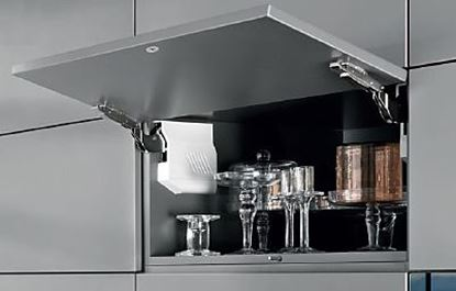 Obrázok pre výrobcu Blum AVENTOS HK-S TIP-ON na malé dvierka bez úchytu