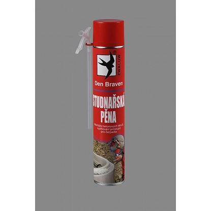 Obrázok pre výrobcu Polyuretánová pena hadičková studniarska 750 ml Den Braven