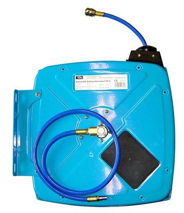Obrázok pre výrobcu Güde 2880 Samonavíjací bubon s 18 m pneumatickou hadicou