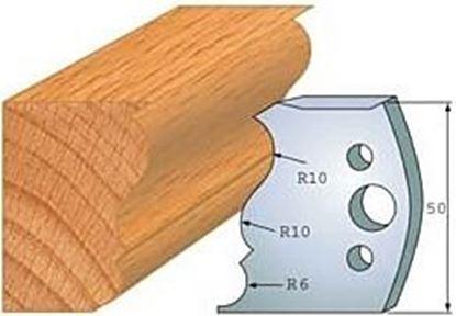 Obrázok pre výrobcu Profilový nôž 50 mm F026-506 / obmedzovač F027-506