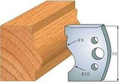 Obrázok pre výrobcu Profilový nôž 50 mm F026-510 + obmedzovač F027-510