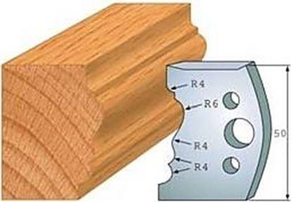 Obrázok pre výrobcu Profilový nôž 50 mm F026-511 + obmedzovač F027-511