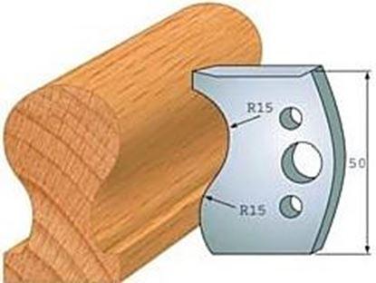 Obrázok pre výrobcu Profilový nôž 50 mm F026-514  + obmedzovač F027-514