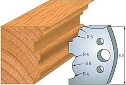 Obrázok pre výrobcu Profilový nôž 50 mm F026-515 + obmedzovač F027-515