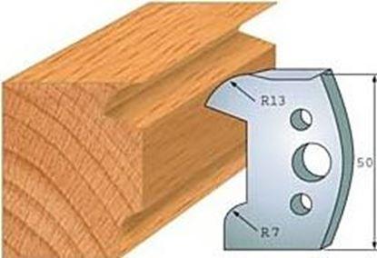 Obrázok pre výrobcu Profilový nôž 50 mm F026-518 + obmedzovač F027-518
