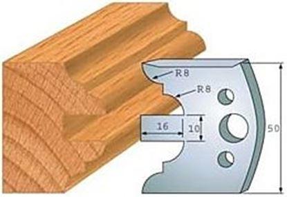 Obrázok pre výrobcu Profilový nôž 50 mm F026-522 / obmedzovač F027-522