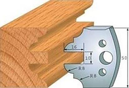 Obrázok pre výrobcu Profilový nôž 50 mm F026-523 / obmedzovač F027-523