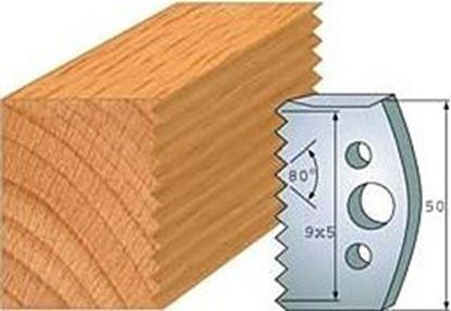 Obrázok pre výrobcu Profilový nôž 50 mm F026-524 / obmedzovač F027-524