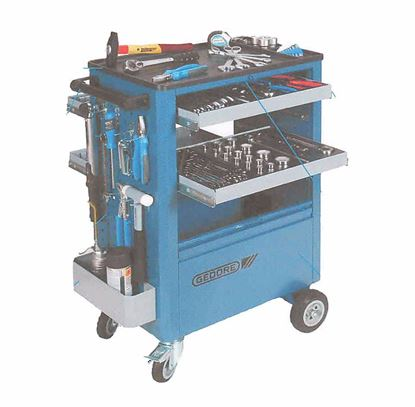 Obrázok pre výrobcu Dielenský vozík na náradie Gedore Magic 1576 SL 1531603