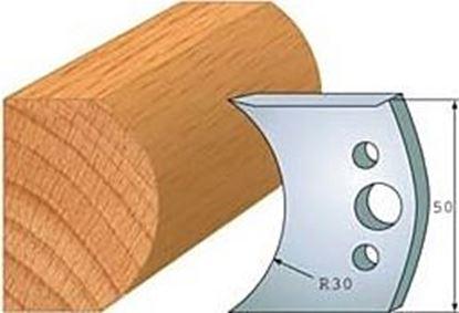Obrázok pre výrobcu Profilový nôž 50 mm F026-547 / obmedzovač F027-547