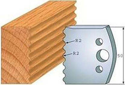 Obrázok pre výrobcu Profilový nôž 50 mm F026-552 + obmedzovač F027-552