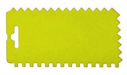 Obrázok pre výrobcu Stierka plastová zubová