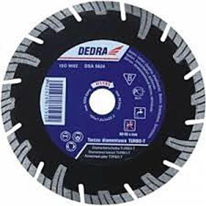 Obrázok pre výrobcu Diamantový delený kotúč  Dedra Turbo