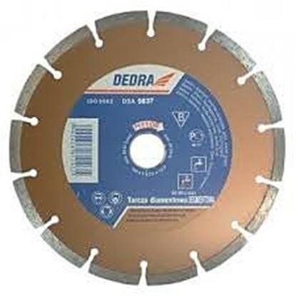 Obrázok pre výrobcu Diamantový delený kotúč Dedra H1108 180 mm betón, tehla, kameň