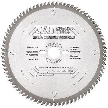 Obrázok pre výrobcu CMT Super Xtreme Pílový kotúč na lamino a DTD C295
