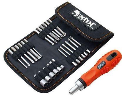 Obrázok pre výrobcu Magnetický držiak na bity račňový 8819102