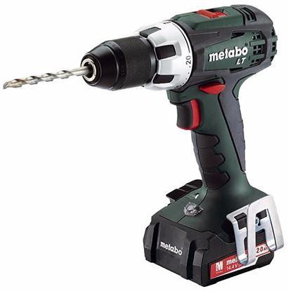 Obrázok pre výrobcu Metabo BS 14,4 LT Compact Akumulátorový skrutkovač 602100510