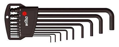 Obrázok pre výrobcu Sada imbusových kľúčov s guľatou hlavou WIHA 03879