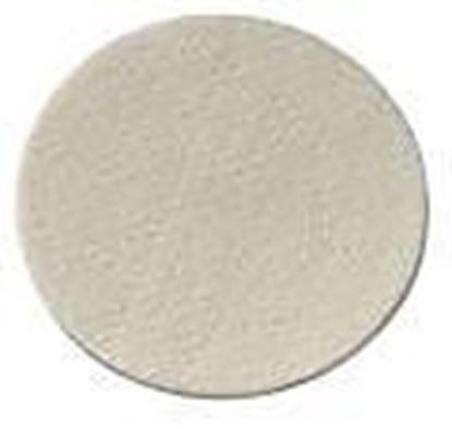 Obrázok pre výrobcu Leštiaca plsť so suchým zipsom mäkká 130x5 mm Metabo 624964000