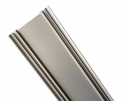 Obrázok pre výrobcu LAGUNA spodná koľaj 82094 svetlý bronz