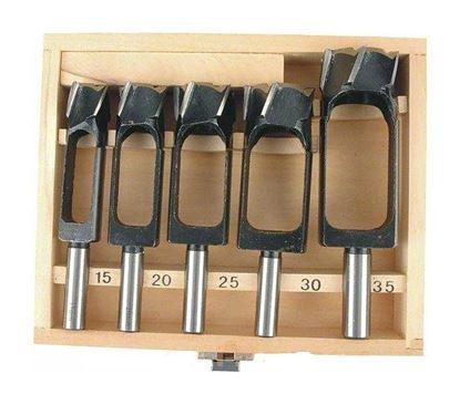 Obrázok pre výrobcu STAVTOOL Sada zátkovníky 5 dielov P11134