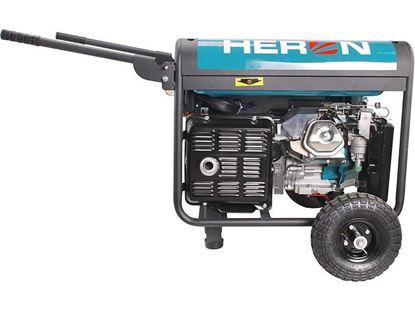 Obrázok pre výrobcu Elektrocentrála benzínová so zváračkou EWH 220 Heron 8896310