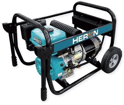 Obrázok pre výrobcu Heron EGI 68 Elektrocentrála benzínová Industrial 8896133