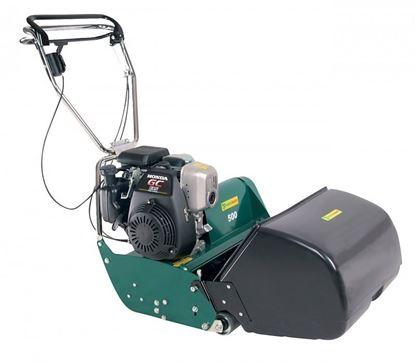 Obrázok pre výrobcu Profesionálna vretenová kosačka s pojazdom  LAWNMASTER 500