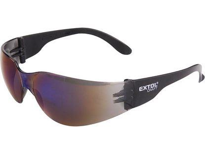 Obrázok pre výrobcu Ochranné okuliare sivé Extol Craft 97322