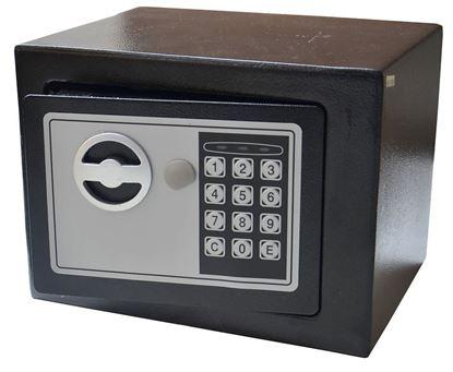 Obrázok pre výrobcu Trezor s numerickým kódom 230*170*170 ST230