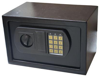 Obrázok pre výrobcu Trezor s numerickým kódom 310*200*200 ST310