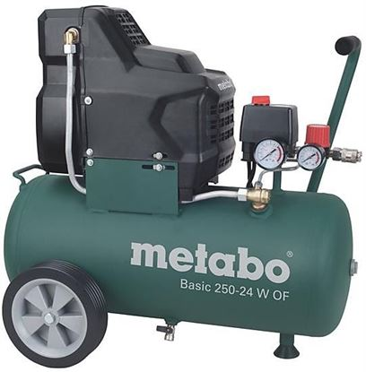 Obrázok pre výrobcu Metabo Basic 250-24 W OF Bezolejový kompresor 601532000