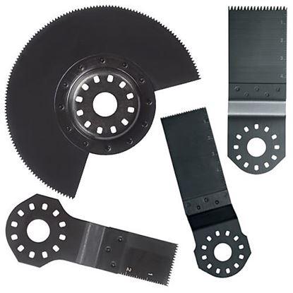 Obrázok pre výrobcu Makita B-30623 Sada príslušenstva na prácu s podlahou (pre multifunkčnú brúsku)