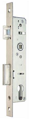 Obrázok pre výrobcu Zádlabavací zámok Hobes EUROPORTAL S 45/90/22 nerez